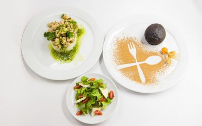 Cardápio especial: conheça a alimentação do Blanc, assinada pela Chef Juliana