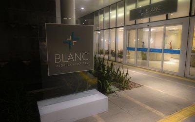 Por dentro do Blanc Hospital: detalhes da infraestrutura