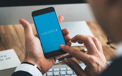 App myBlanc: Uma nova era no relacionamento entre médicos e pacientes